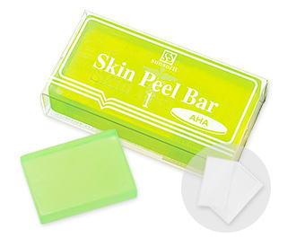スキンピールバーAHA 普通肌・脂性肌の方向けのピーリング石鹸